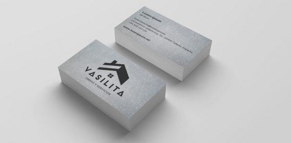 tarjetas de visita - vasilita